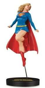 DC DirecT Superman Comics Cover Girls Statue SUPERGIRL by Frank Cho 31 cm
