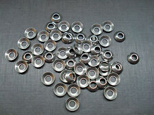 50 pcs #6 head stainless steel countersunk flush finish washers Mopar Plymouth