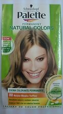 PALETTE NATURAL COLORS 80 RUBIO MEDIO TOFFEE