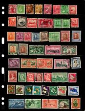 Collection of New Zealand Stamps plus duplicates