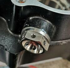 Honda CR 500 CR500 TITANIUM Sump Oil Drain Plug Bolt 1984 - 2001 1989 1996 1988