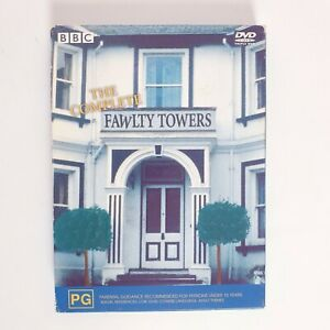 The Complete Fawlty Towers TV Series DVD Region 4 AUS Free Postage - Comedy