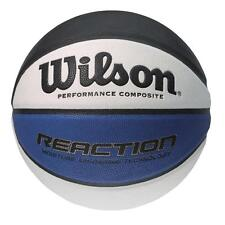 Wilson Reaction Basketball - Size 7 - Supplied Inflated - RRP: £30.00