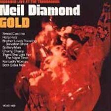 NEIL DIAMOND - GOLD NEW CD