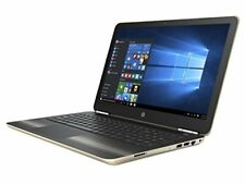 HP Pavilion 15z-V0N65AV (AMD A9-9410,16GB RAM,1TB HDD) Gold