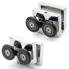 2 X Shower Enclosure Top & Bottom Rollers/runner 26mm Wheel Dia Manhattan Ji7