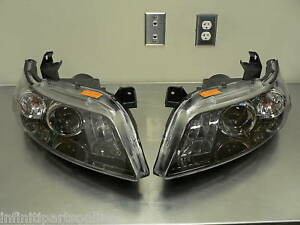 FX35/FX45 FRONT & REAR LED SPORT LAMPS