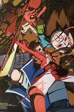Sengoku Basara/Carnival Phantasm poster promo Tsukihime Fate saber girl anime