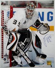 JEAN-SEBASTIEN GIGUERE Signed 16x20 Licensed 2007 Stanley Cup Champs Photo GAI