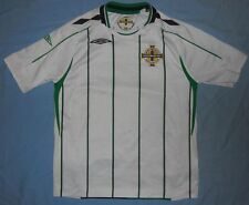 Northern Ireland / 2007-2008 Away - UMBRO - Junior Shirt / Jersey. Size: 134 cm