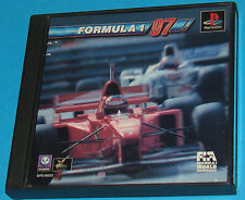 Formula 1 97 - Sony Playstation - PS1 PSX - JAP Japan