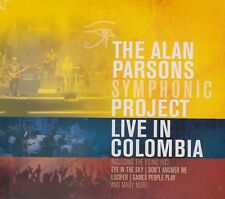Alan Parsons Symphonic Project / Live in Columbia - with Hits (2 CDs, NEU! OVP!)