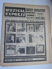 NME 9/17/65 Small Faces McCoys Hermits Sonny and Cher