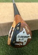 Wood Brothers Texas Golf Co. Driver 10* X100 X-Stiff Flex Steel Golf Club Rare