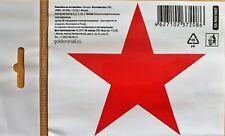 2 X Corsa D Reino Unido etiqueta Color pegatina Gráfico Para Parachoques O Ventana blanco