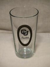 University of Colorado Anschutz pint glass