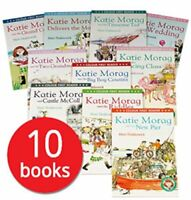 KATIE MORAG Collection-10 Books by Mairi Hedderwick home reading