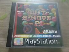 PLAYSTATION JEU PS1 : BUST A MOVE 2