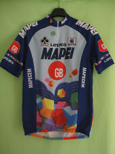 Maillot cycliste Mapei GB Tour 1996 Colnago Vintage Cycling jersey - L