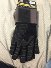 Brand New Youngstown 03-3050-70 Pro XT Gray Black Yellow Glove Large