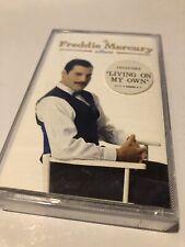 Queen Freddie Mercury The Album 1992 Cassette Tape Promo Nr Mint