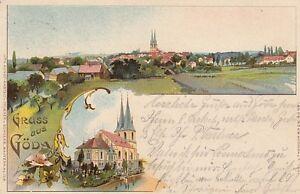 Ansichtskarte Sachsen  8601  Gruß aus Göda