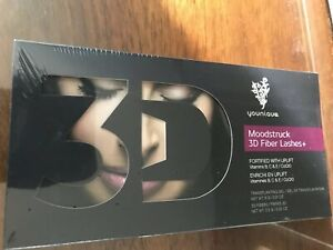 younique 3d fiber lashes+ Genuine Original Retired Formula