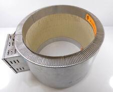 ERGE Heizmanschette Zylinderheizung 220-380V 5400W D=225 mm L=245 mm