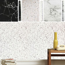10m Marmor Tapete Rollen Selbstklebend Wandpaneele Wandaufkleber DIY Küche Bad