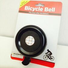 Bicycle Bell Sustained Sound Great For Bike Bell Fits Most Bike Handlebars NEW!