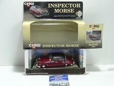 CORGI 96682 - INSPECTOR MORSE JAGUAR MkII (1st Version) - RARE