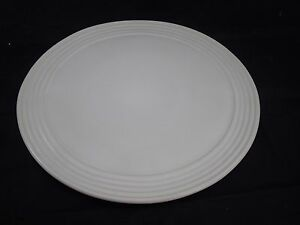Pampered Chef *BEAUTIFUL* Family Heritage New Traditions Stoneware Platter Tray