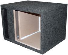 Empty Woofer Box; R/T Single 12 For Kicker L5+L7; Slot Vent