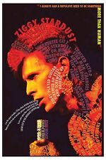 1970's Rock: David Bowie * ZIGGY STARDUST * More Than Human Poster 1973
