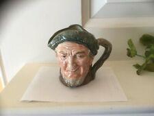 "Toby Royal Doulton ""Auld Mac� characte mug.Porcelain. Made in England"