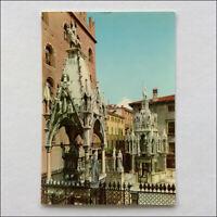 Verona Arks Scaligere of the Della Scala Postcard (P372)