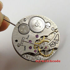 17 Jewels 6498 mechanical hand winding vitage mens watch movement M03