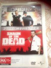 Hot Fuzz  / Shaun Of The Dead (DVD, 2007, 2-Disc Set)