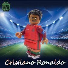 LYL BRICK Custom Cristiano Ronaldo Lego minifigure
