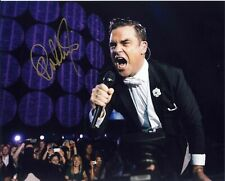 Robbie Williams Autographed Signed 8x10 Photo REPRINT