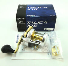 NEW SHIMANO TALICA 10II 10 2-SPEED REEL **U.S SELLER FREE 1-3 DAYS DELIVERY**