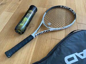 Tennisschläger HEAD Graphene Speed Elite 285g Graphit Schläger wie neu