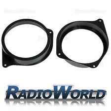 "SEAT Cordoba & Ibiza Speaker kit adattatore Anelli/Distanziatori 165mm 6.5"" SAK-3105"