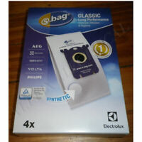 Electrolux Original Genuine Long Performance S-Bag Vacuum Bags. - Part # E201B