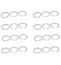 Mercedes R126 500SEL Set of 8 Piston Ring Set 1.75 x 2.00 x 3.50 OEM