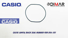 CASIO GASKET/ BACK SEAL RUBBER, FOR MODELS EFA-101