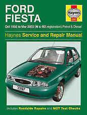 Fiesta 1995 Car Service & Repair Manuals