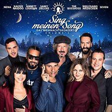 SING MEINEN SONG - Das Weihnachtskonzert Vol. 3 -- CD NEU & OVP VVK 09.12.2016