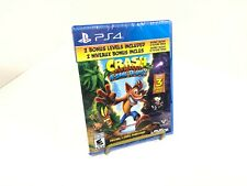 Crash Bandicoot N Sane Trilogy (Sony PlayStation 4 PS4) - Bonus Levels Edition
