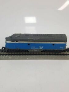 Bachmann N Scale Great Northern #366 Powered Diesel Locomotive Untested Train